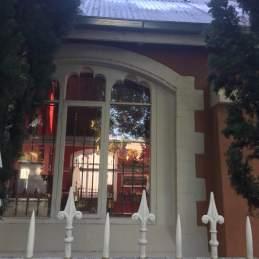 Pink House, Blue Door Studio